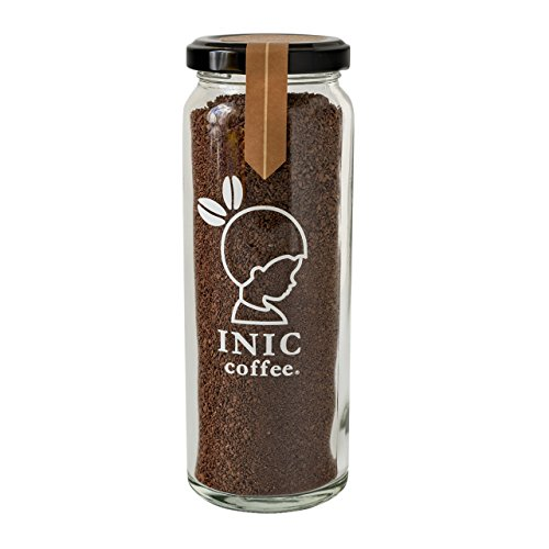 INIC coffee DRINK CHOCO POWDER Dark 110g 〔チョコパウダー/プレゼント/プチギフト/チョコフォンデュ/お菓子作り/飲むチョコレート/誕生日/おしゃれ〕