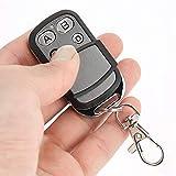 Telecomando del Garage, Chiave 433.92 MHz del Telecomando del Portone della Porta del Garage Compatibile per Mhouse/MyHouse TX4 TX3 GTX4