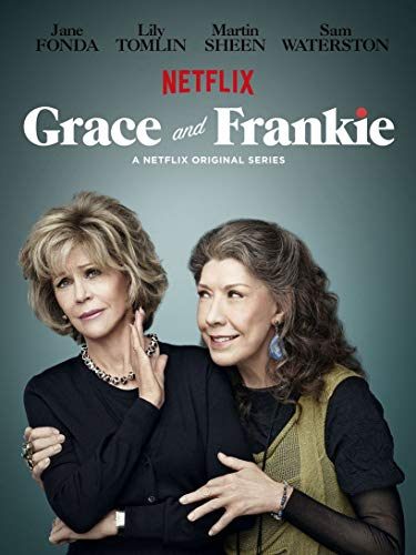 TianSW Grace and Frankie Season 4 (14inch x 19inch/35cm x 47cm) Waterproof Poster No Fading