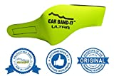 Ear Bandit Kopfband / Ohrschutz für Schwimmer Gelb gelb S