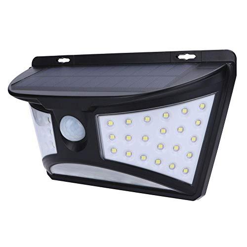 LED zonne-licht, 68LED 5W waterdicht IP44 zonne-energie lichaam bewegingssensor licht binnenplaats wandlamp straat licht buitenlamp voor voordeur werf