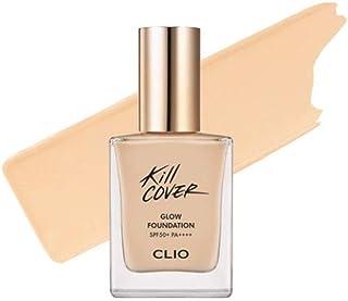 クリオキルカバーグローファンデーション韓国コスメ、Clio Kill Cover Glow Foundation Korean Cosmetics [並行輸入品] (3.5 vanilla)