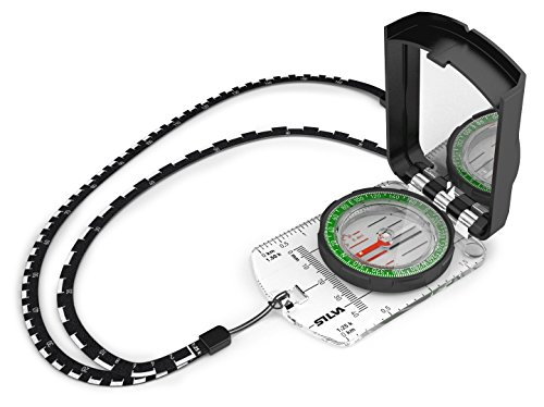 Silva Ranger S Compass, Clear, One Size