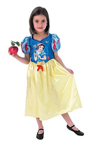 Rubie's-déguisement officiel - Disney- Déguisement Classique Pour Enfant Storytime Blanche- Neige -Taille M- CS889552/M