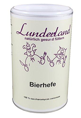 Lunderland -   - Bierhefe 700 g,