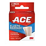 Ace 207602 elastic bandage with hook closure 8 convenient hook-and-loop closure enables bandage to be wrapped easily and secured without clips ace is america's most trusted brand of braces, supports and elastic bandages (based on 2015 tns brand health tracking of braces, supports and elastic bandages). Supported by our expert panel of engineers and medical professionals.