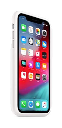 iPhoneXRSmartBatteryCase-ホワイト