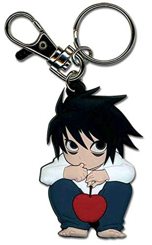 Great Eastern Entertainment Death Note L SD PVC Keychain