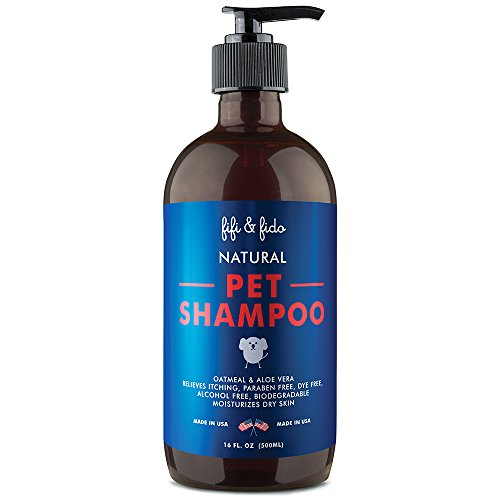 Fifi and Fido Natural Pet Shampoo