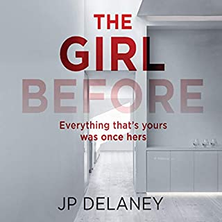 The Girl Before cover art