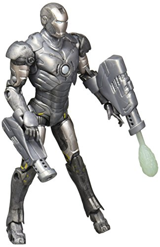 Hasbro Iron Man Movie Toy Series 1 Action Figure Iron Man Mark 02