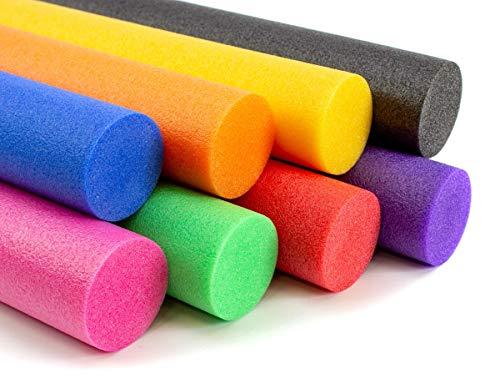 Artikel-Fuchs Schwimmnudel Poolnudel 2er Set 160 cm NMC Comfy® Noodle | Farbkombination - pink/violett