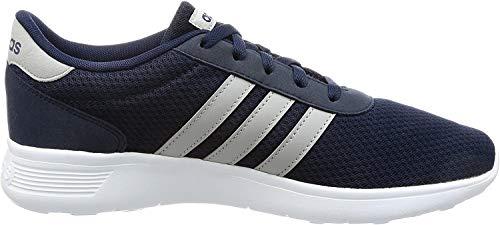 adidas Herren Lite Racer Fitnessschuhe, Blau (Maruni/Gridos/Ftwbla 000), 42 2/3 EU