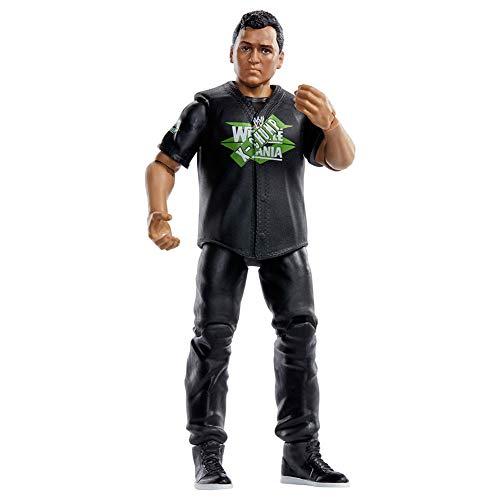 WWE Shane McMahon Wrestlemania 36 Mattel Action Figure Multi