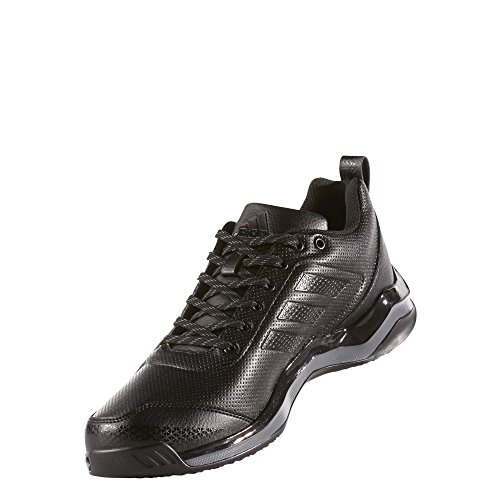 adidas Men's Speed Trainer 3 SL Cross Black/Iron, 9.5 Medium US