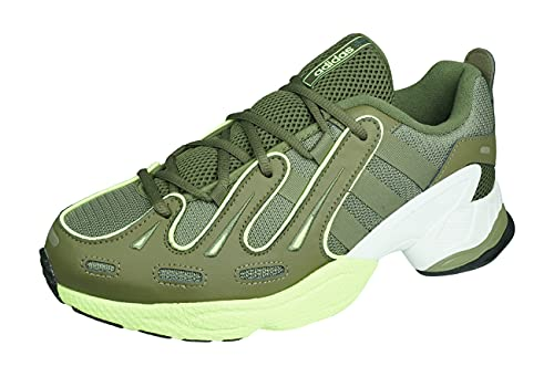 adidas Hombre EQT Gazelle Zapatos de Correr Verde, 41 1/3