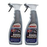 Sonax New (230400) Wheel Cleaner Plus - 2 Pack