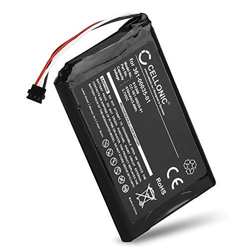 CELLONIC® Batería Premium Compatible con Garmin Drive Assist 51, 50 / Nüvi 2557LMT, 2595LMT, 2597LMT, 361-00035-01 930mAh Pila Repuesto bateria