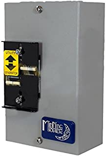 Midnite Solar Manual Big Baby Transfer Switch - 60 Amp, 240 VAC
