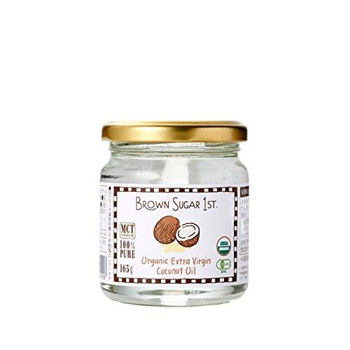 オーガニック エキストラバージン ココナッツオイル 165g (有機 化学調味料無添加 砂糖不使用 100% 天然 非...