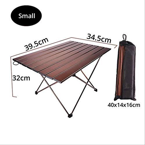 STARKWALL Mesa Plegable Portátil para Muebles De Exterior De Camping 01