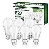Lampadina LED E27, 13Watt Pari ad alogene da 100Watt, 1200lm,...