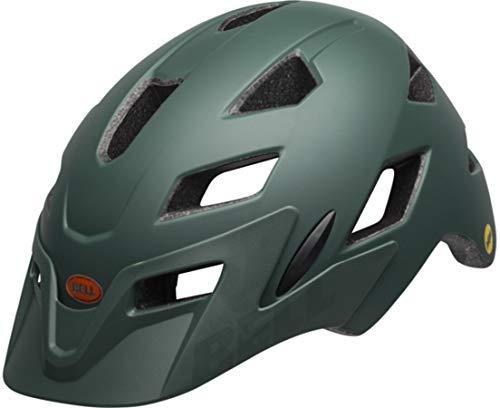 BELL Sidetrack MIPS Helmet Youth seeker matte tang/orange 2021 Bike Helmet