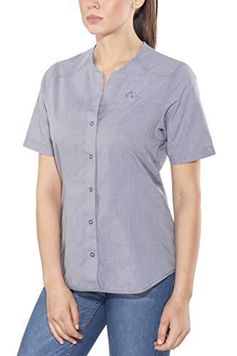 Tatonka Cormac - T-shirt manches courtes Femme - bleu Modèle 36 2018 tshirt manches courtes