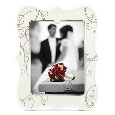 Lenox 853674 Classics Disney's Mickey & Minnie True Love 4x6 Frame by
