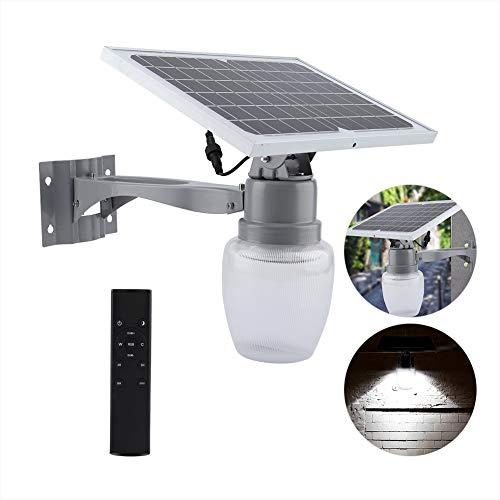 LED Solar Garden Light, 25W 36pcs LED waterdichte modi Draadloze zonne-energie LED wandlamp verlichting met afstandsbediening voor tuin voordeur Pathway Yard