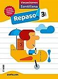 VACACIONES SANTILLANA 3 PRIMARIA ACTIVIDADES DE REPASO PARA EL VERANO