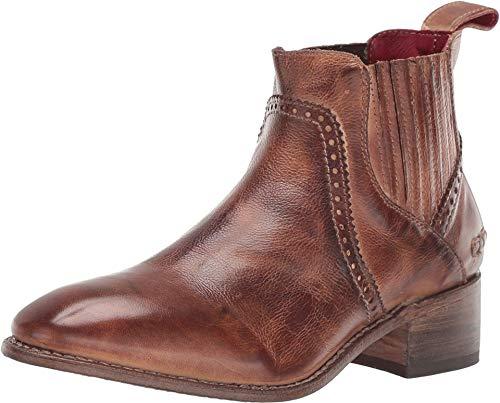 Bed|Stu Women's Ellice Short Chelsea Boot (6.5, Tan Rustic)