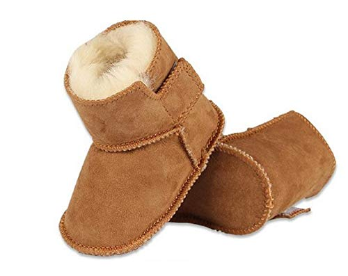 Buy Sheepskin Baby Shoes