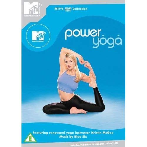 Mtv Power Yoga [Edizione: Regno Unito] [Edizione: Regno Unito]