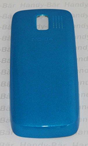 Akkudeckel Akkufachdeckel B-Cover blau (Painted Cyan) für Nokia 112