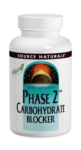 Phase 2 - Phaseolin - Kohlenhydratblocker - 500 mg - 60 Tabletten