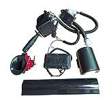 Universal Golf Cart Deluxe Upgrade Headlight Power Kits | Golf cart Turn Signal Kit for EZGO RXV TXT, Yamaha, Club Car DS Precedent
