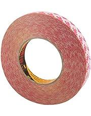 3M 9088 dubbelzijdig plakband van PET, sterk klevend, verschillende breedtes selecteerbaar /