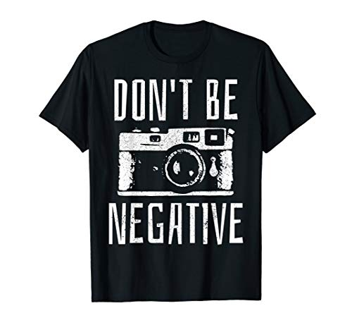 Fotografen T-Shirt - Kamera Fotografie Shirt Geschenk Lustig