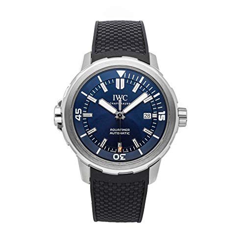 IWC Aquatimer Mechanical (Automatic) Blue Dial Mens Watch IW3290-05 (Pre-Owned)