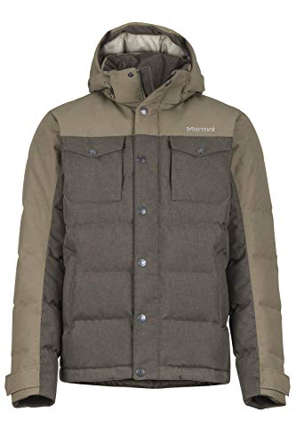Marmot Men's Fordham Jacket, Cavern, Large