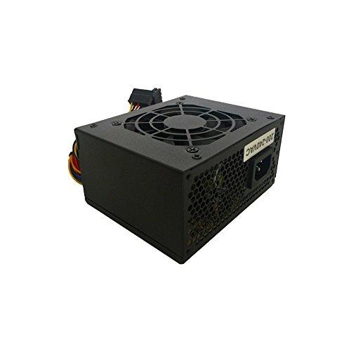 Tacens Anima APSII500 - Fuente de alimentación de ordenador (500 W, 12 V, SFX, ventilador de 8 cm, anti-vibración) color negro