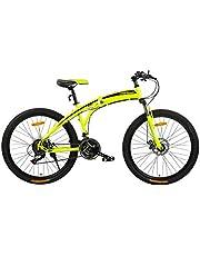 فتنس مينتس دراجة قابلة للطي، FM-F26-02S-YE
