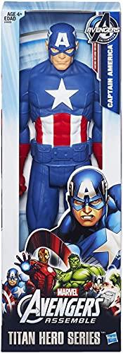 Avengers A4809E270 Figurine - Captain America - 30 cm - Edición Especial Exclusiva