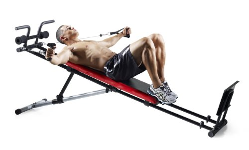 Product Image 14: Weider Ultimate Body Works Black/Red, Standard