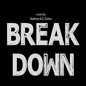 Break Down (Original Motion Picture Soundtrack)