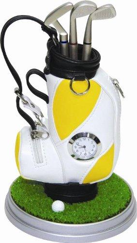 Golftasche Stifthalter, Miniatur-Golftasche