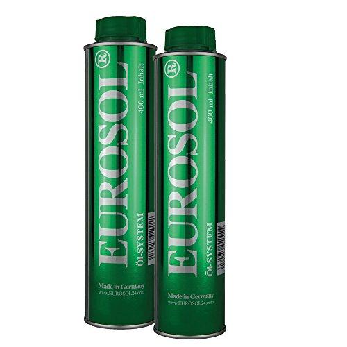 Eurosol 2X Öl-System/Reiniger/Zusatz/Additiv 400ml