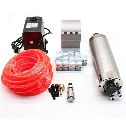 Savada ER20 Spannzangen CNC 2,2KW Spindle Fräse Spindel Wassergekühlte Fräsmotor 0-24000 U/min