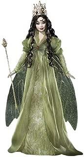 Mattel Legends of Ireland Brunette Faerie Queen - Platinum Label Barbie - Limited Edition of 500